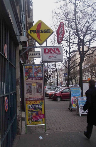 Tabac in Strasbourg