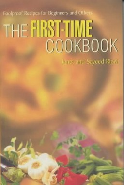 first-time cookbook