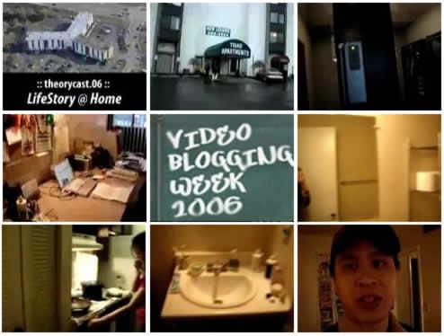 theorycast06 :: LifeStory @ Home