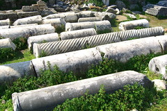 Ruins at Perge