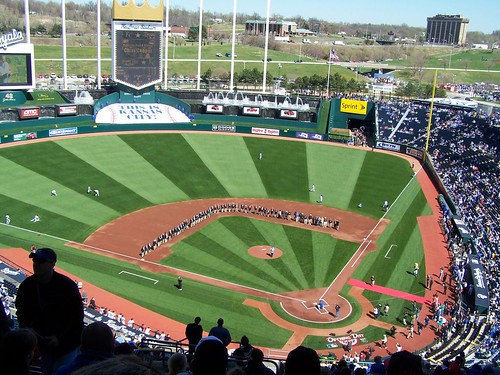 KC Royals, Home Opener
