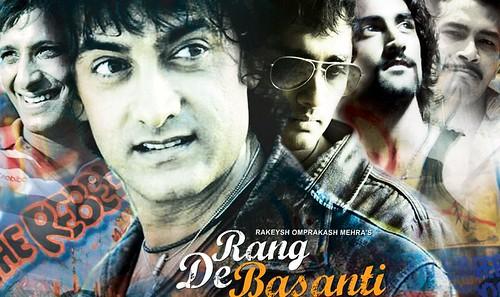 Review : Rang de basanti | Amodini's Movie Reviews