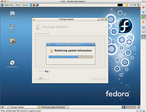 Fedora Core 5