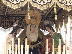 María Stma. de las Penas, San Juan y Santa María Magdalena