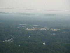 View from Stone Mountain