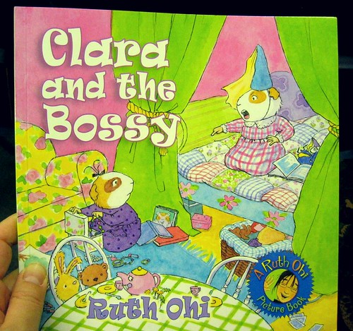 Clara and the Bossy