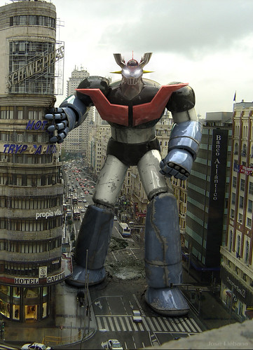 Mazinger Real