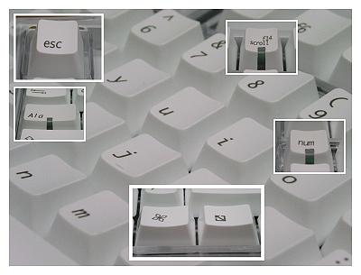 taclick_特殊鍵與ESC