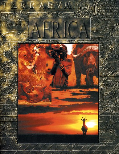road to africa