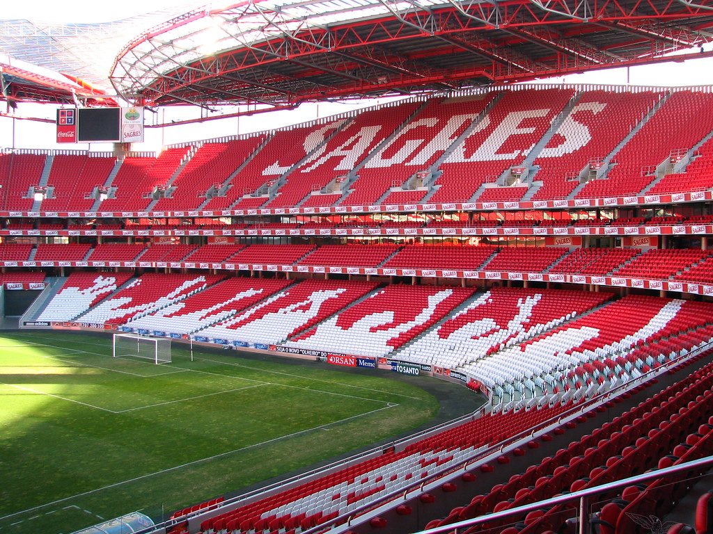 Portugal 39 s stadiums skyscraperpage forum for Piso 0 estadio da luz