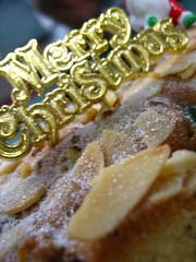 Merry Christmas! cake