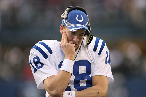 Loss #2 for Manning and the Colts