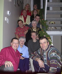 Group Xmas pix