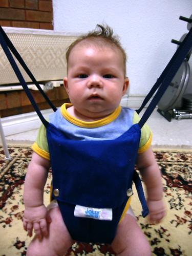 Bouncin' Baby Boy