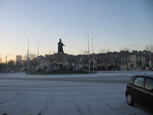 La place Verdun