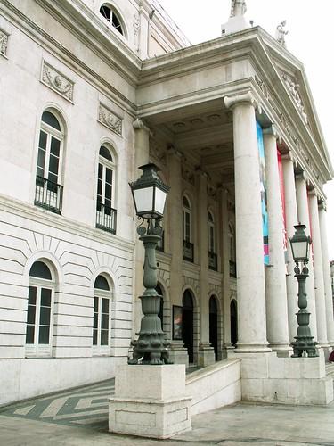 Lisboa - Teatro Nacional D.Maria II