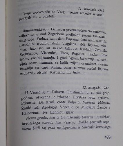 Stranica 499 Krlezinih Zapisa o djetinjstvu itd