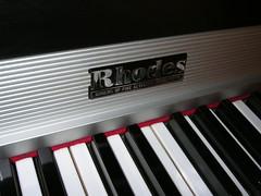 Rhodes Keyboard