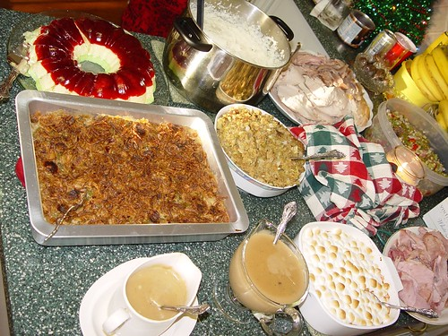 Our Christmas Feast