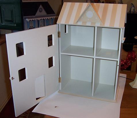 Como hacer una casa de munecas hacer bricolaje es party - Bricolaje para casa ...