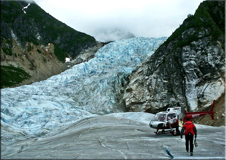 Alaska glacier 2002