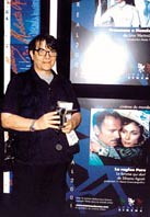Silvano Agosti nel suo cinema l'Azzurro Scipioni