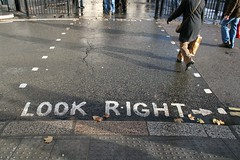 [Look Right!]