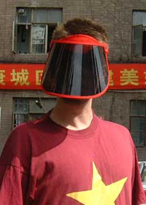 China s Solar Visor Craze  fd10b8344cb