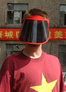 China s Solar Visor Craze  fd10b8344cb