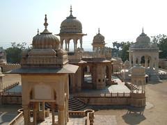 Cenotaph in Jaipur