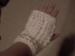 Wrist Warmer Left