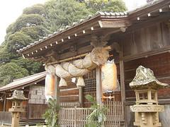 Fukudomi-jinja (Shinto Shrine)