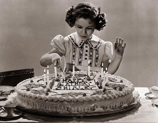 birthday - shirley temple 1938