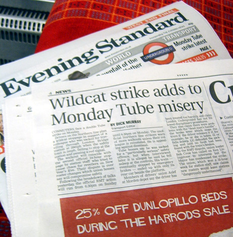 Unofficial Northern Line Strike planned for the London Underground