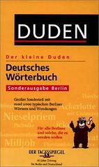 Der kleine Duden : Deutsches Wörterbuch, Sonderausgabe Berlin