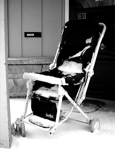 Abandoned Stroller 80