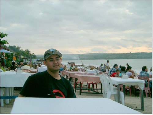 Jimbaran Beach for Dinner