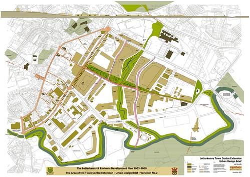 Letterkenny Map