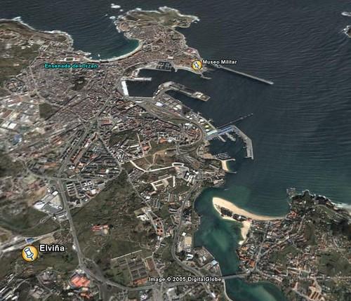 A Coruña-Elviña