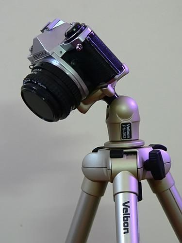 [分享] 輕便腳架Velbon ULTRA LUXi SF