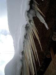Gassho's icicle