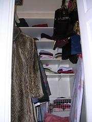 Garderob 1 liten