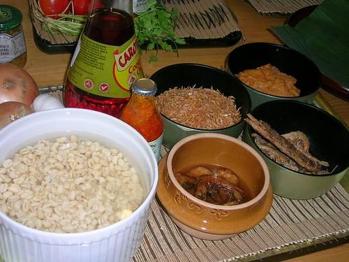 ブラジル料理教室食材2