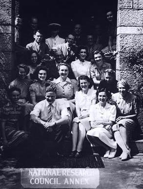XU staff, 1942