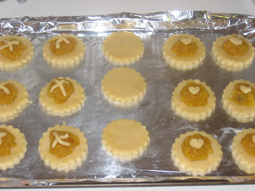 My Pineapple Tarts
