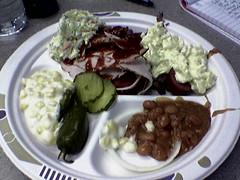 BBQ Lunch