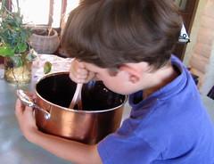jam making mash