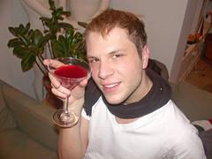 Cocktail: Organic Cosmopolitan