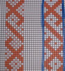 band pattern 1