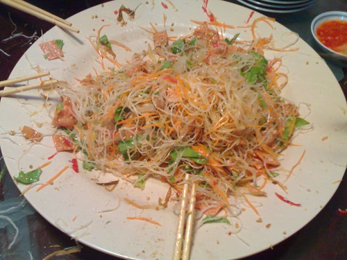 Lo Hei: After